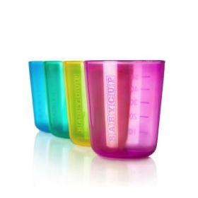 Babycup glāzītes (4 gab.) multi