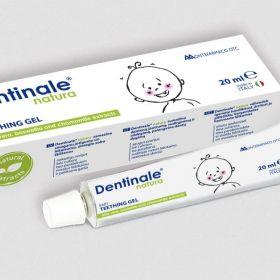 Dentinale® natura Bērnu gēls smaganām zobu šķilšanās laikā, 20ml