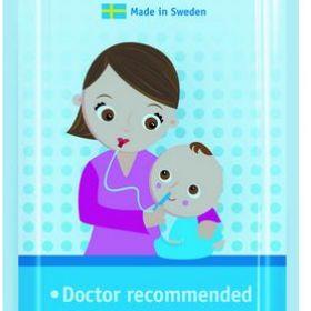 NoseFrida® bērnu deguna aspirators