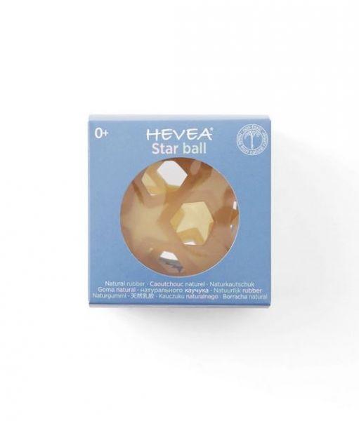 Hevea dabīgā kaučuka attīstošā bumba Star Ball