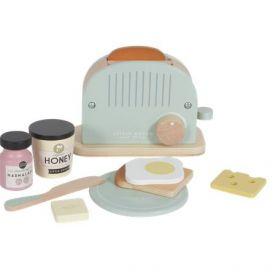 Koka tosteris Wooden Toaster set