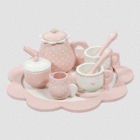 Tējas servīzes komplekts Tea set pink