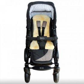 Jērādas ieliktnis bērnu ratiem (sēžamajai daļai)