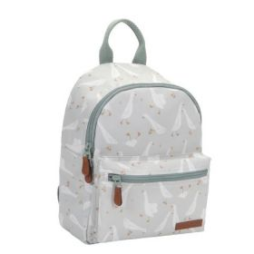 Little Dutch Kids backpack Little Goose - bērnu mugursoma mint zaļa