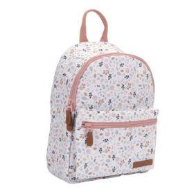 Little Dutch Kids backpack Spring Flowers - bērnu mugursoma rozā