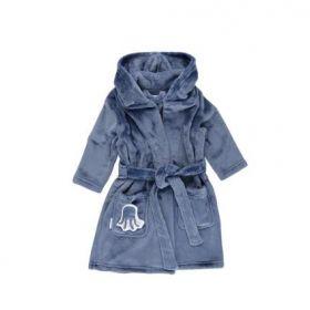 Little Dutch Baby bathrobe vannas halāts zils 74/80 izm.