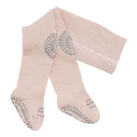 GoBabyGo zeķubikses gaiši rozā ar mirdzumiņiem 12-18 mēn. (80-86 izm.)