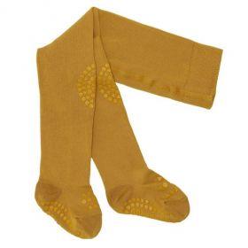 GoBabyGo zeķubikses sinepju dzeltenas 12-18 mēn. (80-86 izm.)