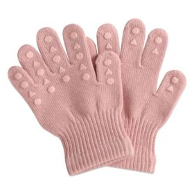 GoBabyGo cimdi rozā 1-2 gadi