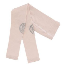GoBabyGo legingi gaiši rozā ar mirdzumiņiem 6-12 mēn. (74-80 izm.)